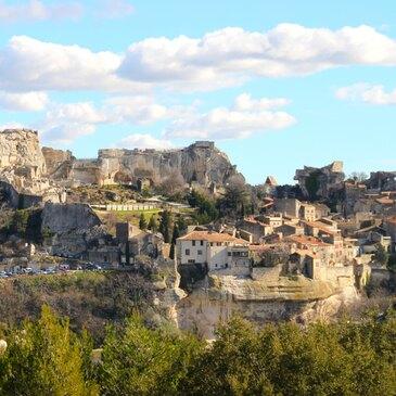 Baptême en Paramoteur - Survol des Alpilles et des Baux-de-Provence