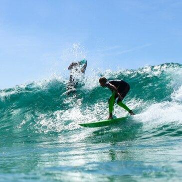 Stage de Surf à Arcachon