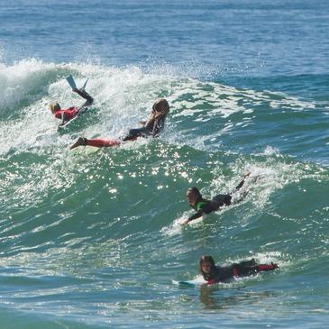 Stage de Surf à Arcachon en région Aquitaine
