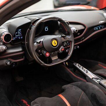 Circuit de Mortefontaine, Oise (60) - Stage de pilotage Ferrari