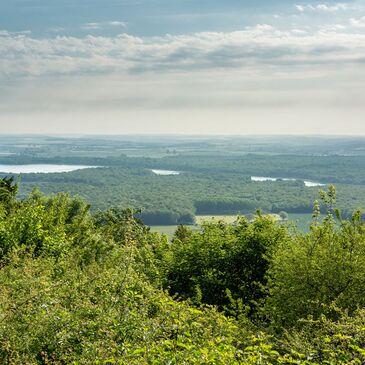 Saulx-lès-Champlon, à 40 min de Metz, Moselle (57) - Baptême de l'air montgolfière