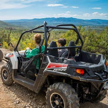 Quad & Buggy en région PACA et Corse