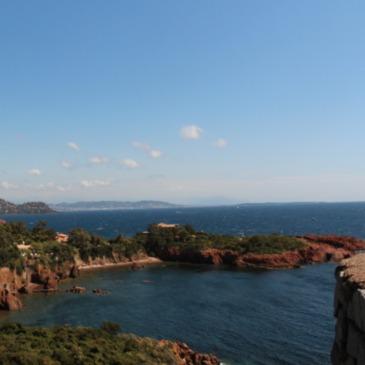 Randonnée en Buggy dans le Massif de l'Estérel en région PACA et Corse