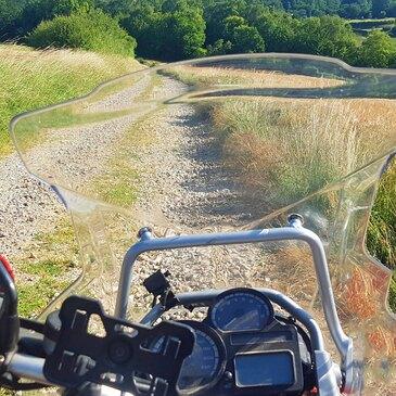 Hanvoile, à 30 min de Beauvais, Oise (60) - Stage de pilotage moto