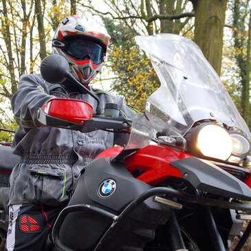 Stage de Pilotage Moto Trail près de Rouen