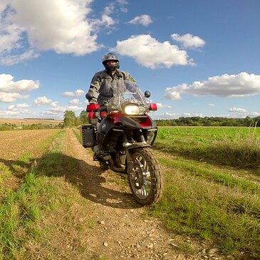 Réserver Stage de pilotage moto département Seine maritime