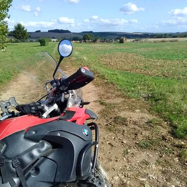Réserver Stage de pilotage moto en Haute-Normandie