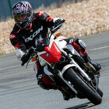Stage de pilotage moto, département Vendée