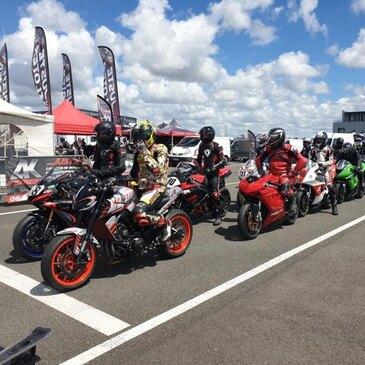 Offrir Stage de pilotage moto en Ile-de-France