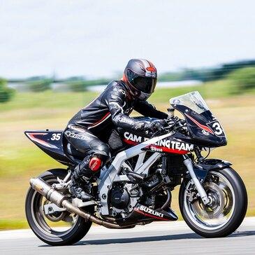 Journée de Roulage Moto - Circuit Carole en région Ile-de-France