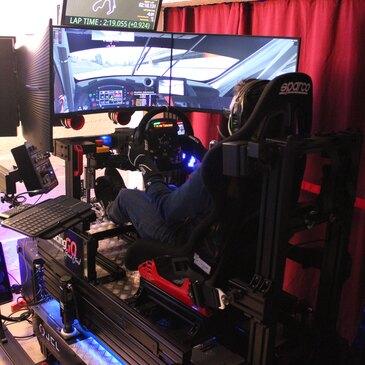 Mozé-sur-Louet, à 20 min d'Angers, Maine et loire (49) - Simulateur de Pilotage Auto