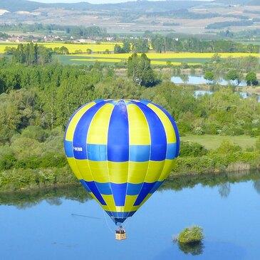Week-End à Beaune - Survol de la Bourgogne en Montgolfière