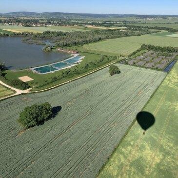Week-End à Beaune - Survol de la Bourgogne en Montgolfière en région Bourgogne