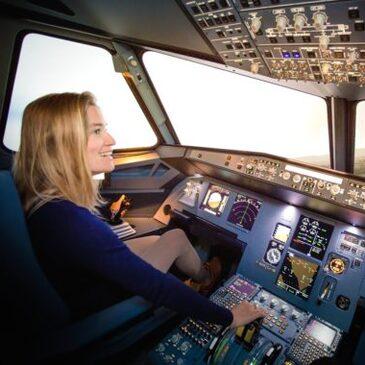 Simulateur de Vol en Avion de Ligne à Pau