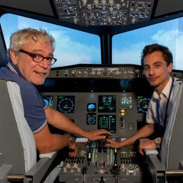 Simulateur de Vol proche Pau