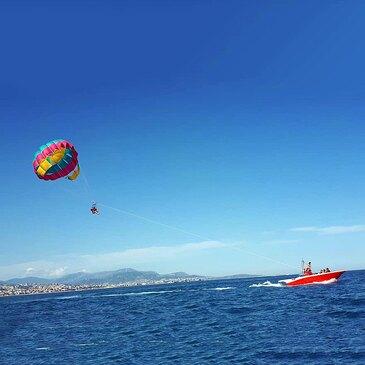 Parachute Ascensionnel à Six-Fours-les-Plages