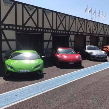 Stage de Pilotage Multi Sportives en région Alsace