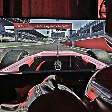 Simulateur de Pilotage en Formule 1 à Bordeaux