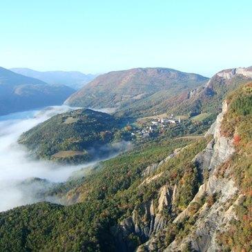 Aérodrome de Gap - Tallard, Hautes Alpes (05) - Baptême de l'air montgolfière