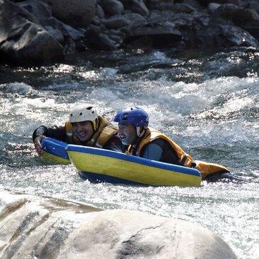 Descente Sportive en Hydrospeed sur l'Ubaye