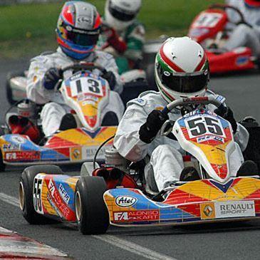 Stage de Karting à Toulon