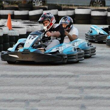 Six-Fours-les-Plages, Var (83) - Karting