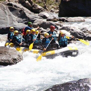 Rafting Ubaye (Descente facile ou sportive)