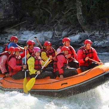 Embrun, Hautes Alpes (05) - Nage en eaux vives