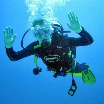 Brevet de plongée Niveau 1 à Carry le Rouet