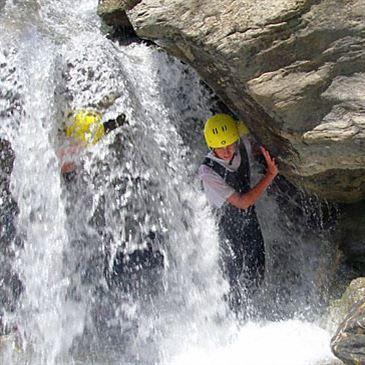Canyon du Fournel (descente très facile)