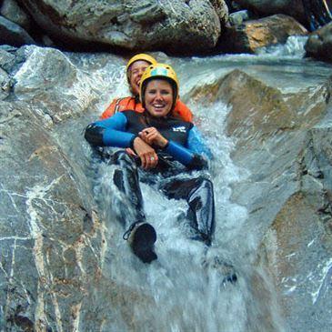Canyon de Roanette (descente très facile)
