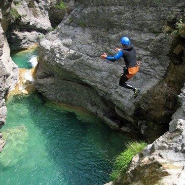 Gap, Hautes Alpes (05) - Canyoning