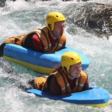 Nage en eau vive Durance (Descente sportive)
