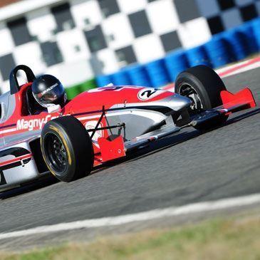Stage Journée en Formule 3 - Circuit de Magny-Cours Club