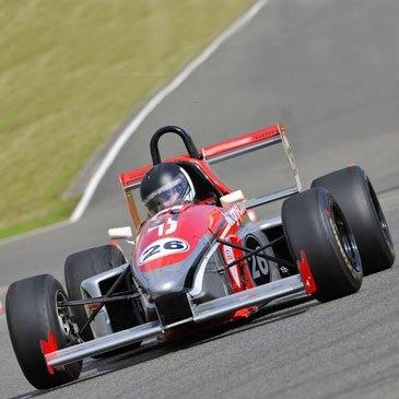 Stage de pilotage Formule 3 en région Bourgogne