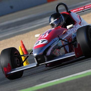 Stage pilotage Formule 3 (Journée)