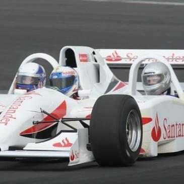 Baptême Formule 1 - Circuit Magny-Cours