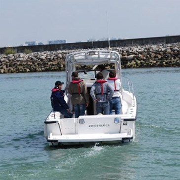 Permis bateau, département Charente maritime