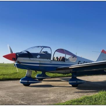 Aérodrome de Coulommiers-Voisins, Seine et marne (77) - Baptême en avion de voltige