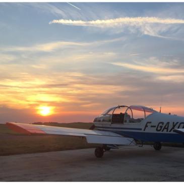 Baptême en avion de voltige proche Aérodrome de Coulommiers-Voisins